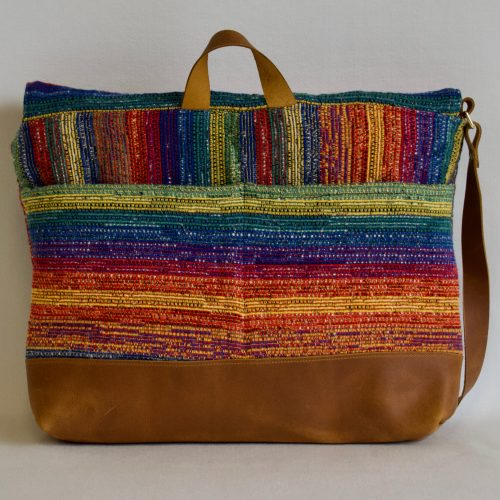 messenger bag singletary lake BACK