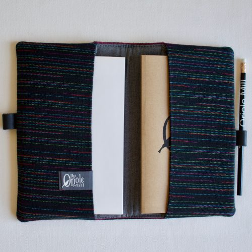 Journal sleeve berry open